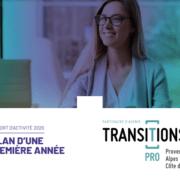Couverture rapport d'activité 2020 - Transitions Pro PACA